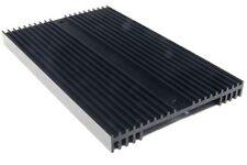 127x77mm Thin Chipset CPU Heat-Sink Aluminium Cooler Alu Kühler Kühlkörper