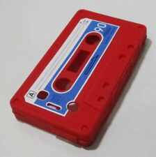 Cassette Tape Design Silicone Soft Cover Case For Blackberry 9700