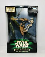 """Star Wars Power of the Force """"STAP and Battle Droid"""" Sneak Preview NIB"""