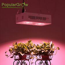 Full Spectrum 400W Cob Led Grow Light 90° Reflector Indoor Plant Farm Lamp