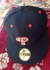 New Era 59Fifty MLB Philadelphia Phillies Baseball Fitted Hat Cap Sz 7 1/2