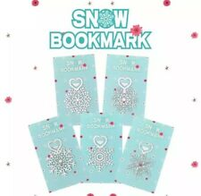 Teacher Christmas Gift Snowflake Bookmark Teaching Assistants