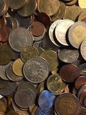 100 Gramm Restmünzen/Umlaufmünzen Thailand