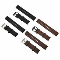 22mm Watch Straps Vintage Leather Watchband Quick Release Pin Watch Strap