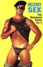 Military Sex: True Homosexual Stories, Volume Three