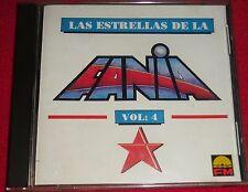 Las Estrellas de la Fania Vol 4 FM Discos