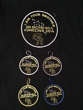 Boy Scout Star Wars Patch Set - Section W5-S I Am Your Brother