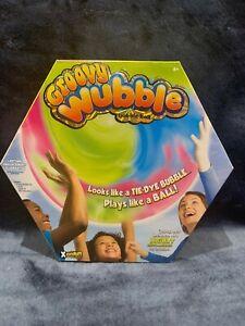 Groovy Wubble Bubble Ball Tie-Dye Brand NEW Sealed