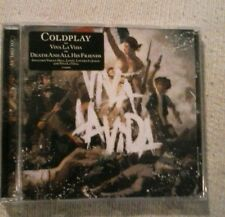 Coldplay - Viva la Vida (CD) Brand new not sealed.
