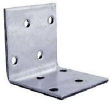 Galvanised Corner Brace 40x40x40 T2mm Angle Bracket Joints Timber KM1