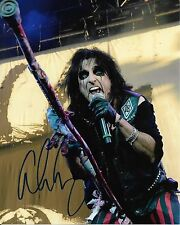 ALICE COOPER signed autographed The Godfather of Shock Rock 8x10 photo w/COA