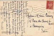 Cartes postales timbrées timbres état français 1942-1943 Maréchal PETAIN 17