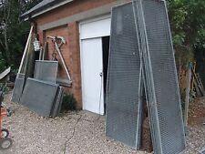 Shutters window x32 anti vandal galvanized mild steel TOP QUALITY max 254x74cm