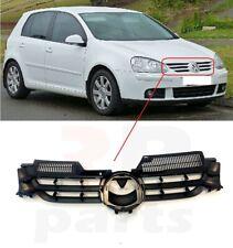 FOR VOLKSWAGEN VW GOLF MK 5 2004 - 2009 NEW FRONT UPPER CENTER GRILLE INNER PART