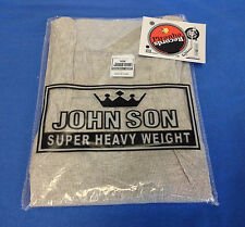 John Son Premium Quality Gray G-STYLE Tank Top XL 100% Cotton Piranha Records
