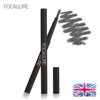 Focallure Eyebrow Liner Pencil with Precision Brush Waterproof Long lasting