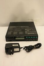 More details for yamaha fx500b digital bass guitar and studio simul effects processor
