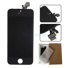 LCD Display Touch Screen Digitizer Assembly for iPhone 5 5G Parts Black HK New