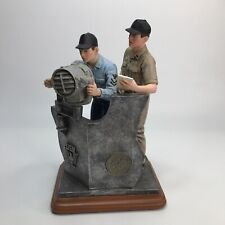 """Vanmark American Heroes Limited Edition Figurine """"Signal Communication"""""""