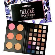 Beauty Treats Deluxe Pro Palette Eyeshadows Blush Eyes Face Cheeks Makeup