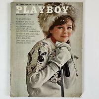 Vintage 1960's Vol.10 No.11 November 1963 Playboy magazine back issue