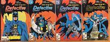 "BATMAN YEAR TWO 1987 (1-4 #575 - 578) ""...Watchmen"" Todd McFarlane DC Comics"