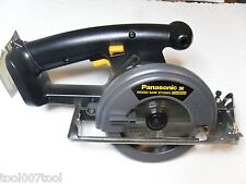 "PANASONIC EY3503 12 V Cordless 5 3/8"" Circular Saw For EY9201B EY9201 Tool Only"