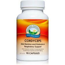 Nature's Sunshine Cordyceps 530mg (90 capcules)