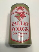 New listing Vintage Valley Forge old tavern beer can aluminum with pull tab bottom open