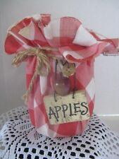 Apple Jar ~ **Gift Idea