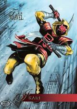 IKARI / 2019 Fleer Flair Marvel Annual BASE Trading Card #35
