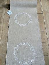 Leinenband 11 fädig Vaupel & Heilenbeck 260mm breit Motiv Ährenkranz 5026-260