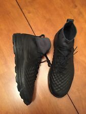 NEW NIKE LUNAR MAGISTA II FK BLACK SNEAKERS SIZE 11.5 852614 001