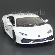 Kinsmart Lamborghini Huracan LP 610-4 1:36 Diecast Toy Car White