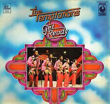 "THE TEMPTATIONS Get Ready 12"" LP Smokey Robinson SOUNDS SUPERB UK SPR90004 A1/B1"