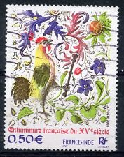 STAMP / TIMBRE FRANCE OBLITERE N° 3629 / TABLEAUX / ENLUMINURE FRANCAISE