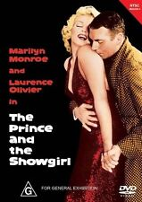 The Prince And The Showgirl (DVD, 2003)