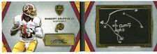 ROBERT GRIFFIN III RC AUTO PLAYBOOK ISSUE #1/5 AMAZING ITEM HAND DRAWN BY RGIII