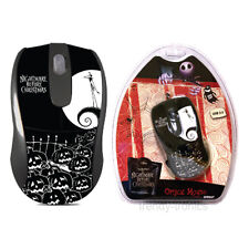 Novelty Disney 3 Button PC Computer Optical USB Mouse NIGHTMARE BEFORE CHRISTMAS