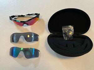 OAKLEY RADARLOCK PATH JADE-BLACK-IRIDIUM special edition cycling sunglasses