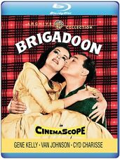 PRE ORDER - BRIGADOON   -  BLU RAY - Sealed Region free for UK