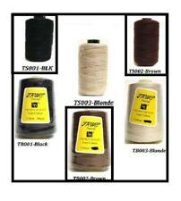 True weben Garn schwarz ts001 klein schwarz & tb001 Big schwarz-beste Qualität