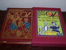 Easton Press Limited Ed. L. Frank Baum's THE WONDERFUL WIZARD OF OZ