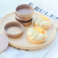 NEW Non Stick DIY Round Fluted Tart Quiche Cake Pan Pie Mould SA