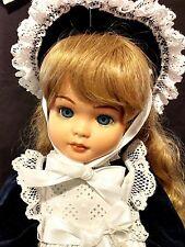 """Kathleen Watt KW 1988 SFBJ 247 Paris 25"""" Full Body Jointed Porcelain Blonde Doll"""