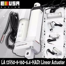 """2"""" Stroke Linear Actuator 220lbs Max Lift for Car Boat 8mm/s Spd DC 12V"""
