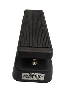 Dunlop Jimi Hendrix JH-1 Wah Original Thomas Design Crybaby Effect Pedal