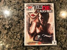 Fetish Dolls Die Laughing Dvd! 2012 Horror! Also See Hotel Inferno Mask Maker