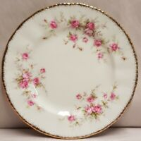 English Paragon Victoriana Rose Pattern Bone China Side Plate c1981-90