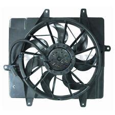 TYC 01-05 PT Cruiser Non-Turbo Radiator & A/C Condenser Cooling Fan Motor Assy